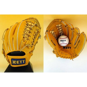 ZETT(ゼット) 『グランステイタス』 少年硬式用グローブ 外野手用 オークブラウン(3600) 右投げ用