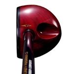 asics(アシックス) パークゴルフ バックキャビティパーシモンCS-F(右打者用) レッド (PGG033) 86