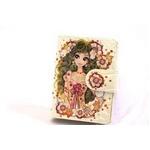 HANDYA(ハンディア) レザーカードケース hdy-cd001 ホワイト