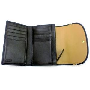 COACH(コーチ) シグネチャー スペクテーター 三つ折り財布 F45761BKOMA
