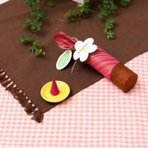 お香/インセンス 【桜の香り コーンタイプ10個入り】 バリ島製 「Jupen Bari ジュプンバリ」