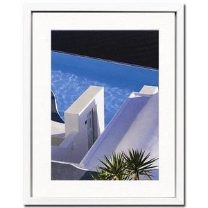 風景専門店あゆわら 《アートフレーム》H.DEL OLMO / Greece