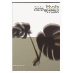 風景専門店あゆわら 《アートフレーム》Modern design studio タイプ1 【サイズ 530x730x30mm】