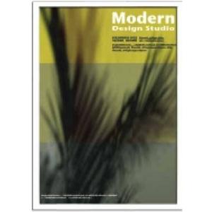 風景専門店あゆわら 《アートフレーム》Modern design studio タイプ2 【サイズ 530x730x30mm】