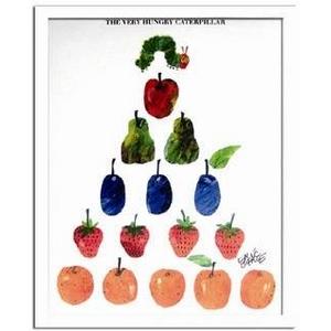 風景専門店あゆわら 《エリック・カール》Eric Carle Fruits(フルーツ)