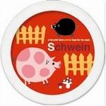 風景専門店あゆわら 《アートフレーム》Miam-Miam2 Schwein(ぶた)