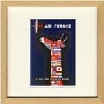 風景専門店あゆわら 《レイモン・サヴィニャック》Air France(エールフランス)