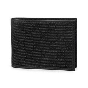 GUCCI OUTLET(グッチ アウトレット) 143387 F5DIN 1160 財布 ブラック
