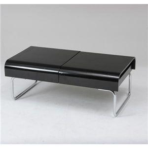 鏡面スライドテーブル TH-1055 BK FCD-78147