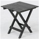 フォールディング サイド テーブル ブラック FCD-79436