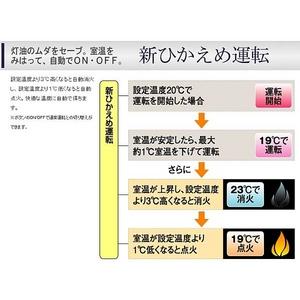 ダイニチ工業 石油ファンヒーター 【大火力!木造18畳 コンクリート24 畳まで】 FW-675LX(S) プラチナシルバー