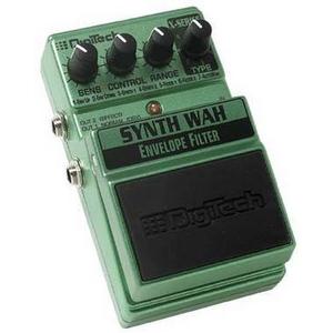 DigiTech(デジテック) コンパクトエフェクター XSW Synth Wah エンベロープフィルター