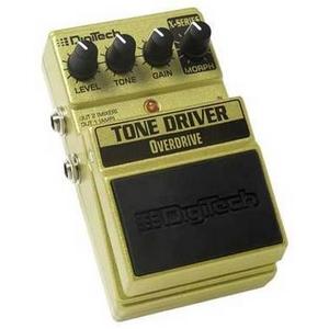 DigiTech(デジテック) TONE DRIVER オーバードライブ/ディストーション
