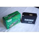バイク用バッテリー MGM YT4B-BS 新品保証 激安 二輪車用バッテリー