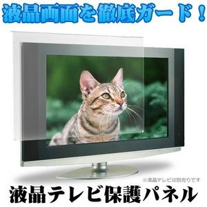 液晶テレビ保護パネル 37インチ用 アンチグレア ITG-37AG 【簡単設置】