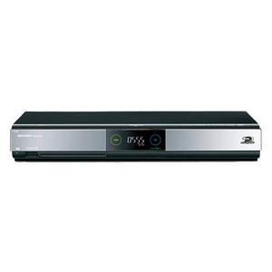 SHARP シャープ AQUOS HDD搭載ブルーレイレコーダー 500GB BD-HDW55
