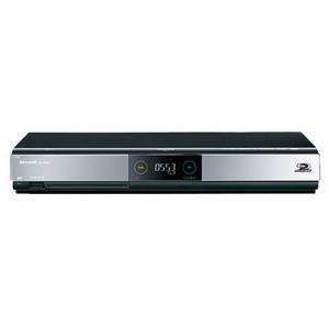 SHARP シャープ AQUOS HDD搭載ブルーレイレコーダー 320GB BD-HDW53