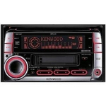 KENWOOD(ケンウッド) CDカセットレシーバー DPX-40 2DINサイズ MP3/WMA/AAC対応