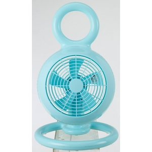 デザイン扇風機 chu-pa fun(チュッパファン) KDF-P18(BL)