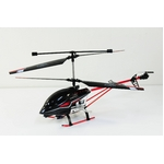 3chジャイロ搭載ヘリR/C BLACK CHIVALRY YD-912