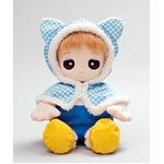 夢コレ46 猫耳付きポンチョドレス