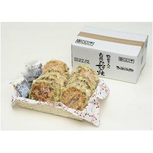 【のし付き お歳暮対応】京都どんぐり 京野菜の入った京風お好み焼 ブタ玉・イカ玉 各5枚セット