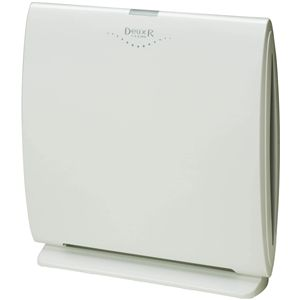 TOYOTOMI トヨトミ デュアールクリーン 空気清浄機 ブリリアントホワイト