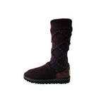 【UGG(アグ) AUSTRARIA】 ブーツ Classic Argyl Knit Boots/FIG★US8