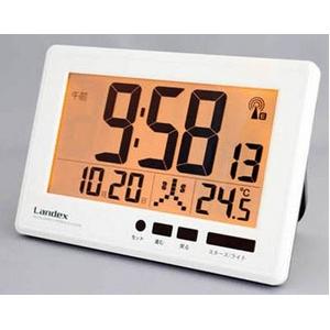 Landex製 LED置・掛け時計 タイムプラザ 2010年最新機種
