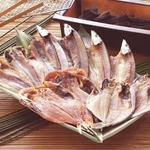 【お歳暮用 のし付き(名入れ不可)】沼津「奧和」のひもの詰合せ5種(10枚)あじ、さんま、かます、金目鯛、えぼ鯛