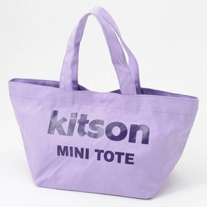 kitson(キットソン) ミニトートバッグ MINITOTE Light Purple