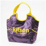 kitson(キットソン) スパンコール トートバッグ Sequin Tote Bag パープル
