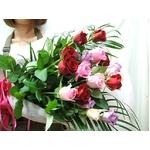 生花 20本ミックスバラ花束