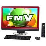 FUJITSU(富士通) FMVF905ADR ルビーレッド (デスクトップパソコン)