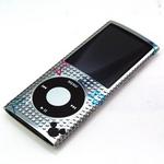Rix(リックス) 第4世代iPod nano用 ディズニーデコシール (ミッキーマウス) RX-IJK356MKY 【2個セット】