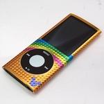 Rix(リックス) 第4世代iPod nano用 ディズニーデコシール (スティッチ) RX-IJK358STI 【2個セット】