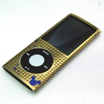 Rix(リックス) 第4世代iPod nano用 ディズニーデコシール (ティンカーベル) RX-IJK359TKB 【2個セット】