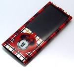 Rix(リックス) ディズニー (Disney) 第5世代iPod nanoディズニーキャラクタープロテクションシール (ミニーマウス) RX-IJK434MNE 【3個セット】