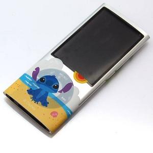 Rix(リックス) ディズニー (Disney) 第5世代iPod nanoディズニーキャラクタープロテクションシール (スティッチ) RX-IJK435STI 【3個セット】