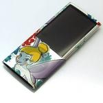 Rix(リックス) ディズニー (Disney) 第5世代iPod nanoディズニーキャラクタープロテクションシール (ティンカーベル) RX-IJK437TKB 【3個セット】