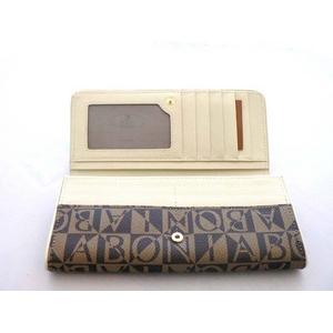ハイセンスな女性の財布!シンガポールBONIA(ボニア) モノグラム長財布