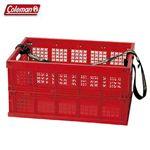 Coleman(コールマン) ベルト付きコンテナ/L(レッド) 170-6811