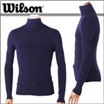 Wilson(ウィルソン) ファイバースキン(アンダーシャツ) ネイビー ASA005
