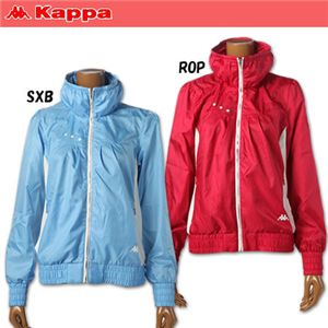 kappa(カッパ) レディースウインドジャケット KRWC9G05 SXB L