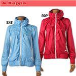 kappa(カッパ) レディースウインドジャケット KRWC9G05 ROP L