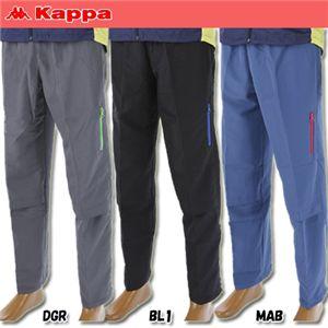 kappa(カッパ) メンズクロスパンツ KRMA8N05 a L BL1
