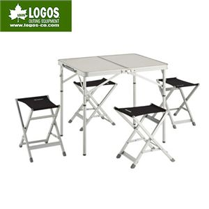 LOGOS(ロゴス) ALC・スツールテーブル4 73160143