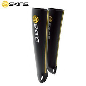 SKINS(スキンズ) SPORT パワーソックス ブラック×イエロー B10001007 XS