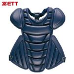 ZETT(ゼット) BLP1285硬式ヨウプロテクター BLP1285 2900 ネイビー