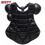 ZETT(ゼット)BLP1255硬式用プロテクター 1900ブラック